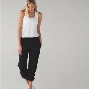 Lululemon Black Unlined Studio Pants